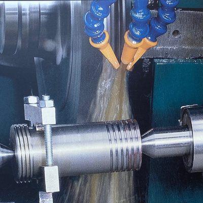 CNC thread grinding